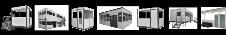 fabricant et installateur de cloisons et cabines