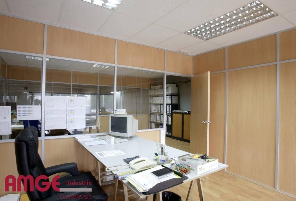 Aménager les bureaux avec des cloisons amovibles amge industrie