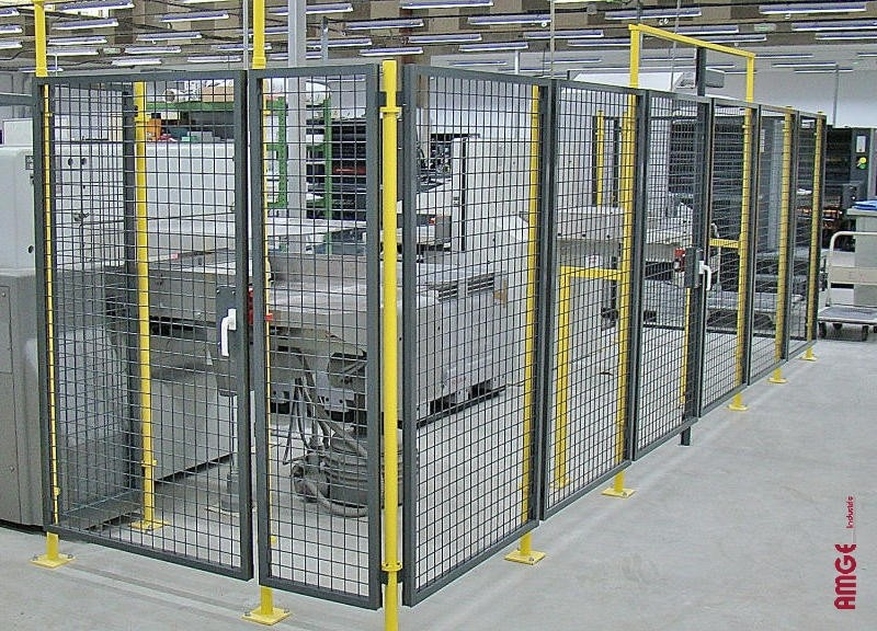 AMGEindustrie cloison protection machine SIC SOLUTIONS